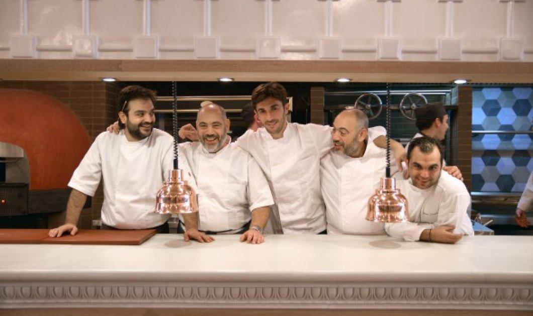 Ο expert Δημήτρης Αντωνόπουλος παρουσιάζει το εστιατόριο της χρονιάς Cookouvaya με 5 σεφ: Σ & Β. Λιάκος, Καραθάνος, Ζουρνατζής & Κοσκινάς! - Κυρίως Φωτογραφία - Gallery - Video
