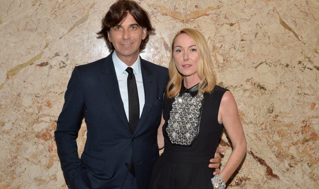 Ο γόης Πρόεδρος της GUCCI παντρεύεται την σχεδιάστρια του & μητέρα του παιδιού τους - Ένας γάμος της μόδας! - Κυρίως Φωτογραφία - Gallery - Video