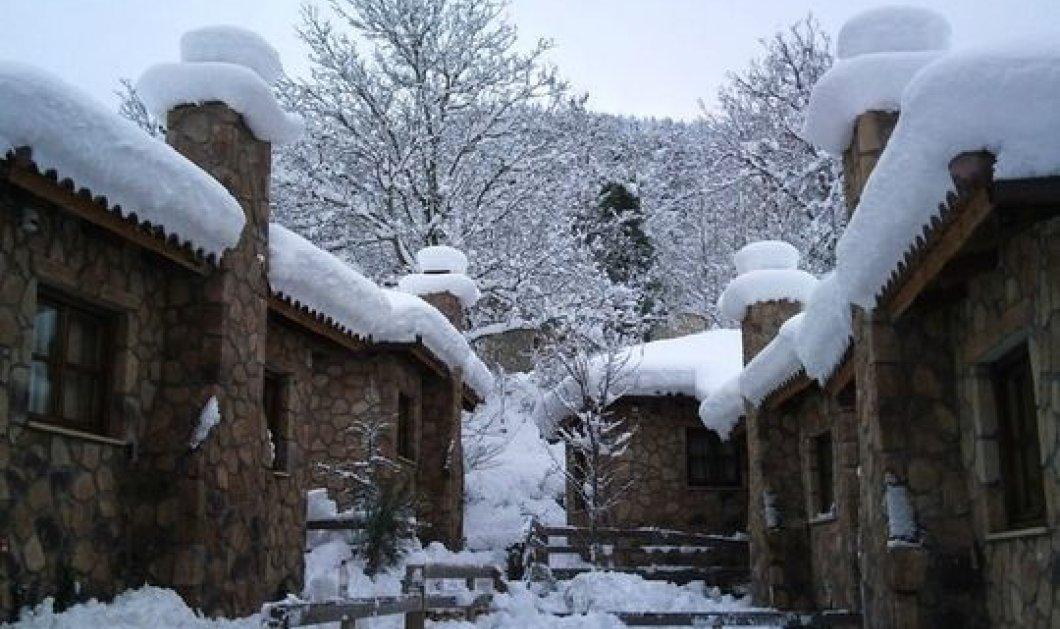 Ονειρικές διακοπές σε ελληνικά φυσικά τοπία- 7 εναλλακτικά χωριά που θα καταλάβετε...χειμώνα! - Κυρίως Φωτογραφία - Gallery - Video