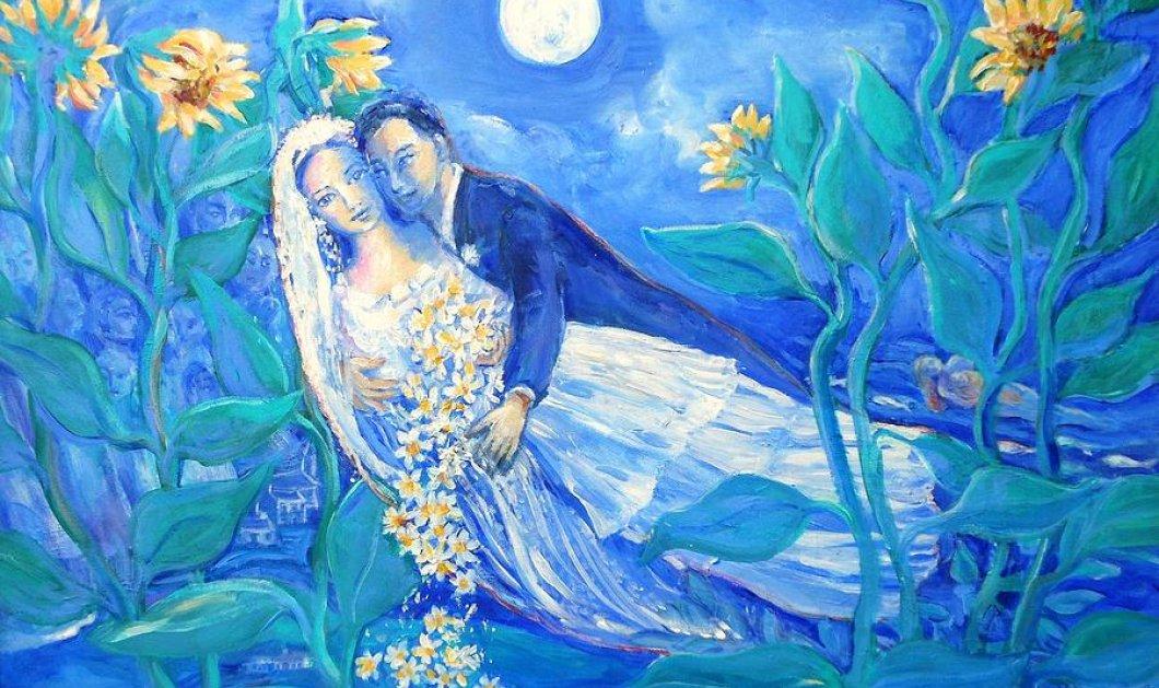 "Mαρκ Σαγκάλ: ''Τρελαθείτε"" με τα χρώματα αυτής της ιδιοφυίας της ζωγραφικής που ύμνησε τον γάμο, τις κατσίκες, το τσίρκο...  - Κυρίως Φωτογραφία - Gallery - Video"