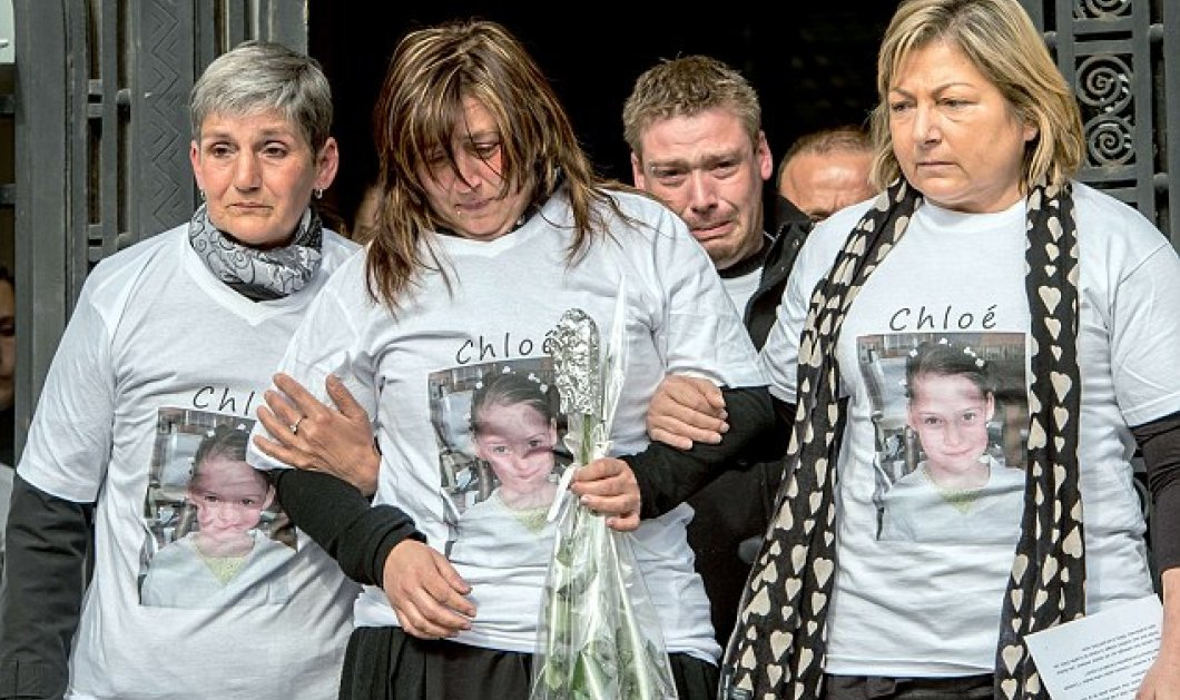 """Παγκόσμια συγκίνηση για την 9χρονη Κλοέ - ''Τον είδα να αρπάζει το παιδί μου μπροστά στα μάτια μου"""", περιγράφει η τραγική μητέρα! - Κυρίως Φωτογραφία - Gallery - Video"""