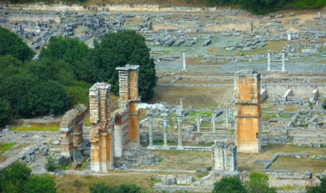 Yποψηφιότητα του Αρχαιολογικού Χώρου των Φιλίππων στην UNESCO! - Κυρίως Φωτογραφία - Gallery - Video