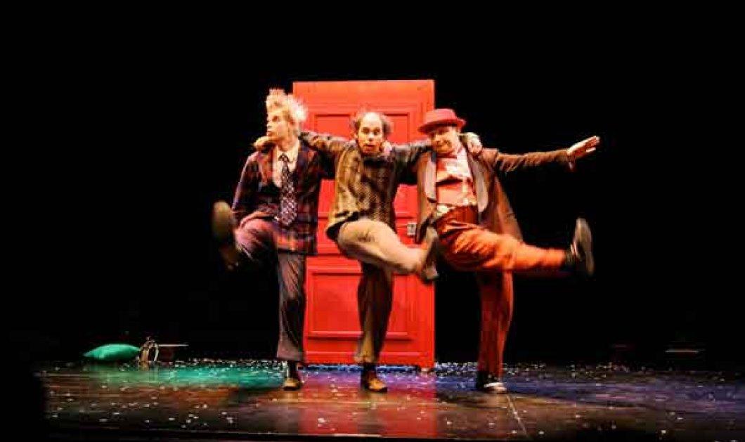 La Porta: ένα απολαυστικό θεατρικό σόου για τρίο κλόουν στο Μέγαρο Μουσικής Αθηνών! Δεν πρέπει να το χάσετε! - Κυρίως Φωτογραφία - Gallery - Video