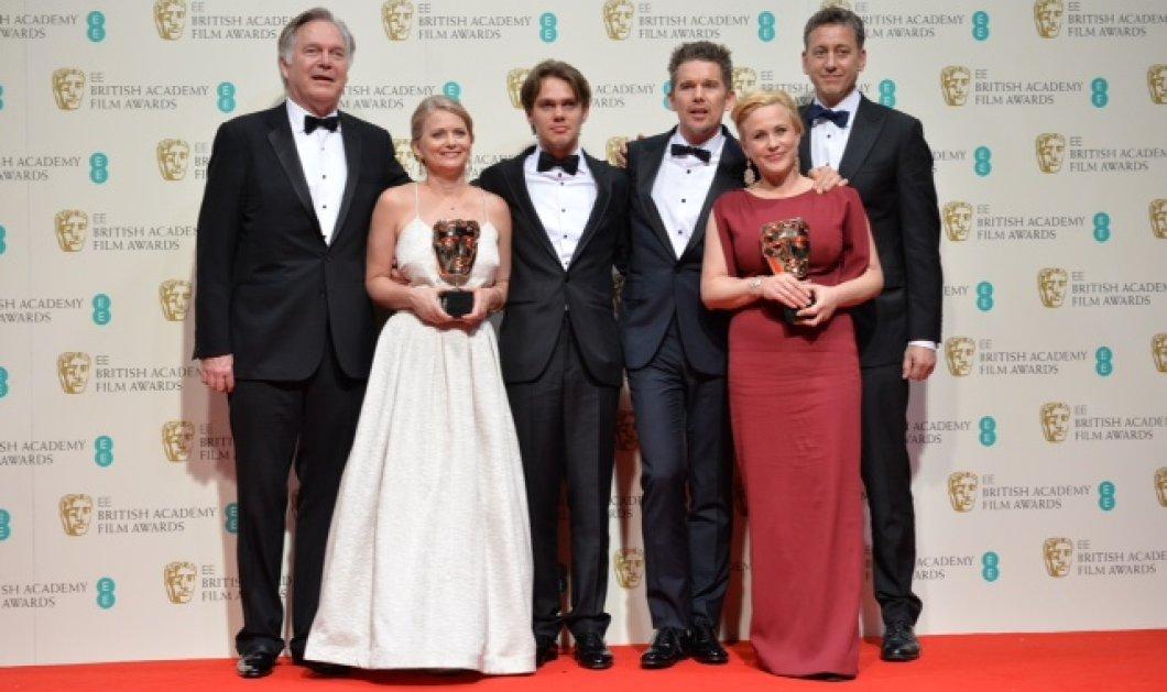 Μεγάλοι νικητές στα BAFTA οι ταινίες του ΟΤΕ TV! Απέσπασαν 8 βραβεία σε όλες τις βασικές κατηγορίες! - Κυρίως Φωτογραφία - Gallery - Video