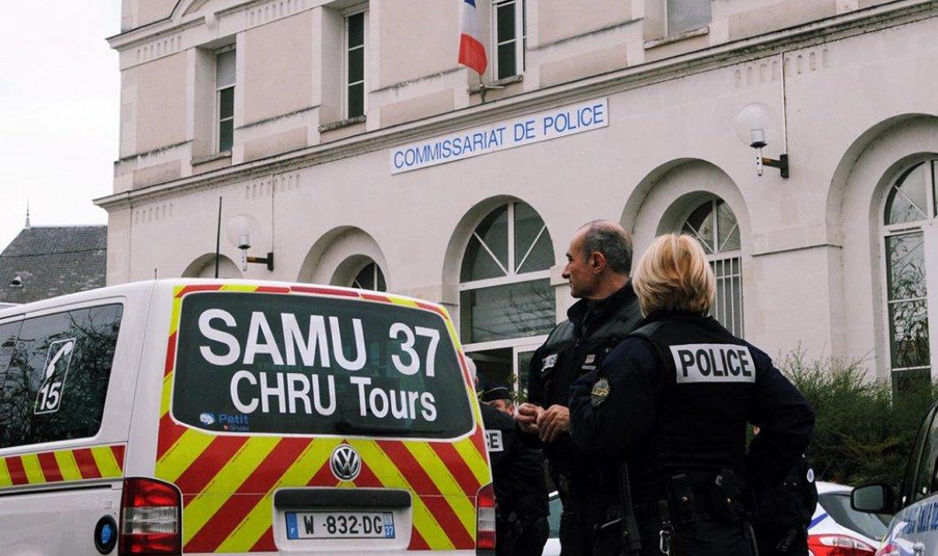 Γαλλία: «Ο Θεός είναι μεγάλος» φώναζε, ούρλιαζε και μαχαίρωσε 3 αστυνομικούς πριν βρει τον θάνατο από τις σφαίρες συναδέλφων τους - Κυρίως Φωτογραφία - Gallery - Video