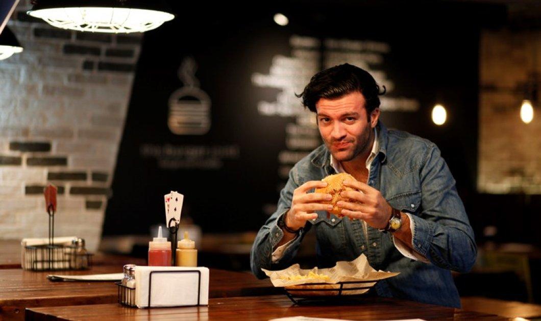 Συναρπαστικό το Made In Greece story του Γιώργου Παπακώστα - Υπογράφει με αστέρια Michelin & A Ducasse το best burger στην Ελλάδα! - Κυρίως Φωτογραφία - Gallery - Video