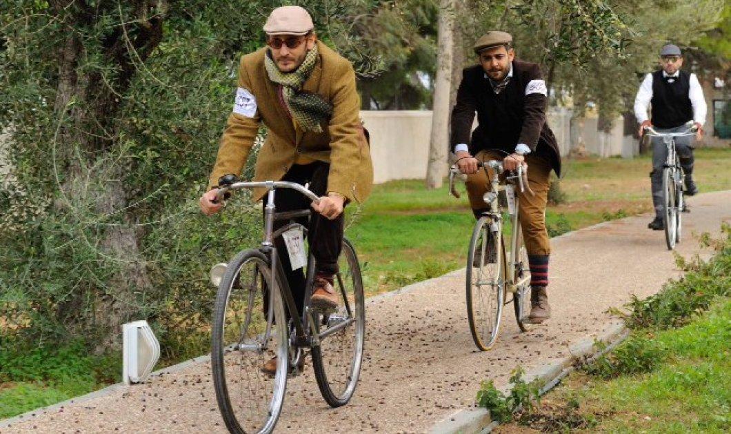 Good News: To Tweed Run, η φινετσάτη ποδηλατάδα για δεύτερη φορά στις Σπέτσες & στο all time classic Ποσειδώνιον Grand Hotel! - Κυρίως Φωτογραφία - Gallery - Video