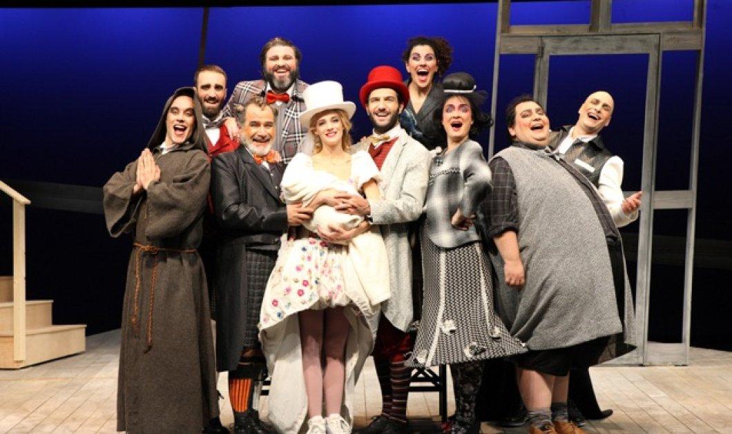 Μόνο στο eirinika: Κερδίστε 5 διπλές προσκλήσεις για την παράσταση «Οι Ηλίθιοι» στο θέατρο «Αλίκη»! - Κυρίως Φωτογραφία - Gallery - Video