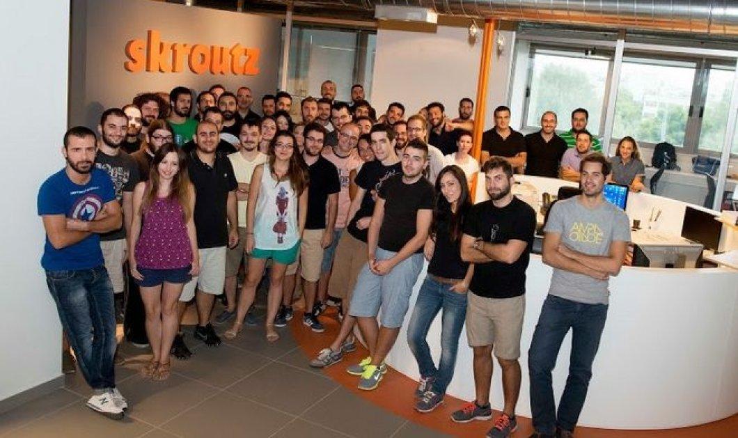 Made in Greece η Skroutz, το απόλυτο success story: Η μόνη εταιρεία που της χρωστάνε οι τράπεζες και δεν χρωστάει! - Κυρίως Φωτογραφία - Gallery - Video