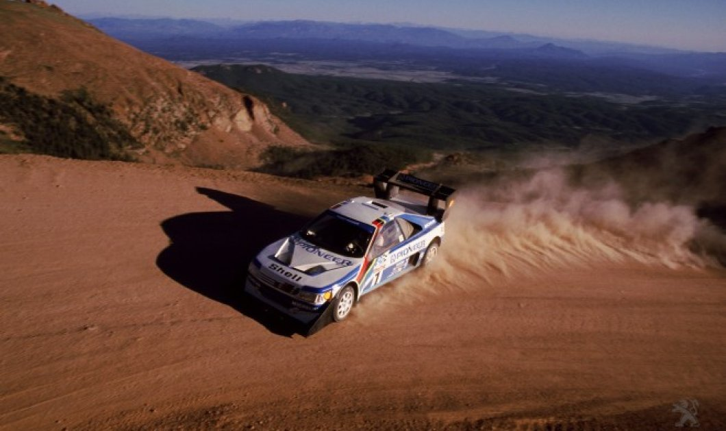 Βίντεο που κόβει την ανάσα: Ο δημοφιλής οδηγός Ari Vatanen, οδηγεί στο χείλος του γκρεμού με... σπασμένα τα φρένα! - Κυρίως Φωτογραφία - Gallery - Video