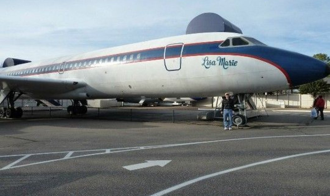 Τα 2 πανέμορφα ιδιωτικά αεροπλάνα του Elvis Prisley πωλούνται - Ενδιαφέρεται κανείς; (Φωτό) - Κυρίως Φωτογραφία - Gallery - Video