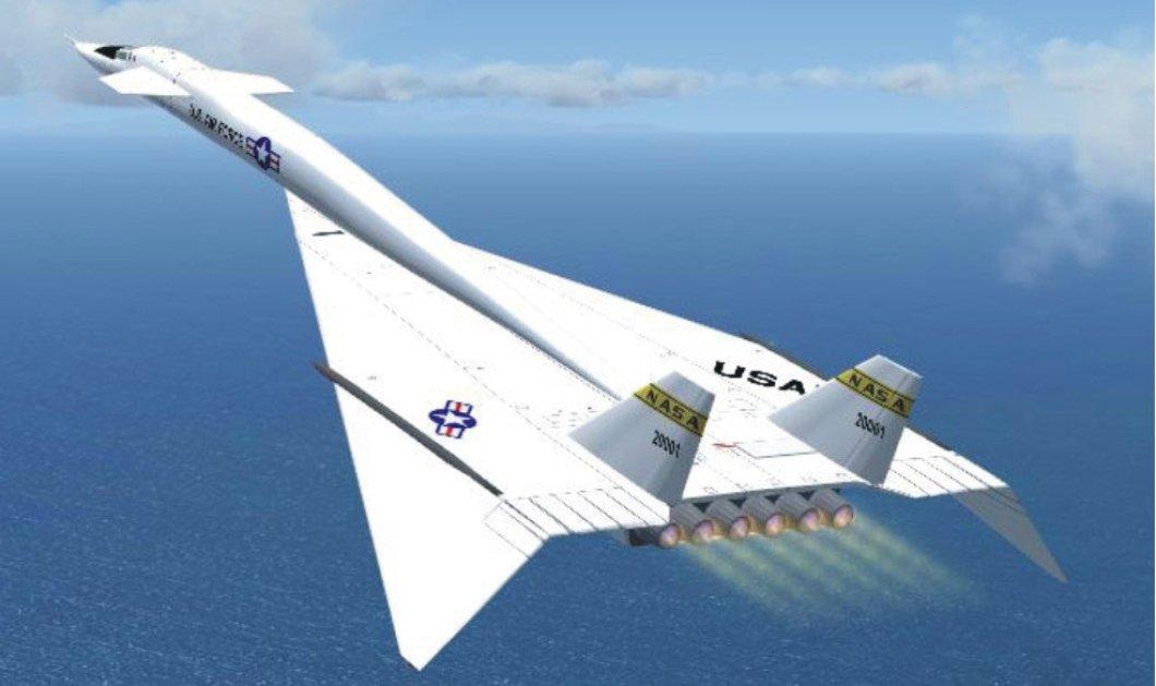 Δείτε τα 10 πιο γρήγορα αεροπλάνα του κόσμου σε 1 μόνο εκπληκτικό βίντεο! - Κυρίως Φωτογραφία - Gallery - Video