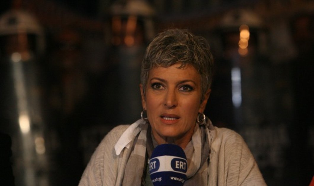 Αγλαΐα Κυρίτση έντονα συγκινημένη: Ψηφίστε την επαναλειτουργία της ΕΡΤ για να αποκατασταθούν οι 2.500 απολυμένοι εν μια νυκτί! - Κυρίως Φωτογραφία - Gallery - Video