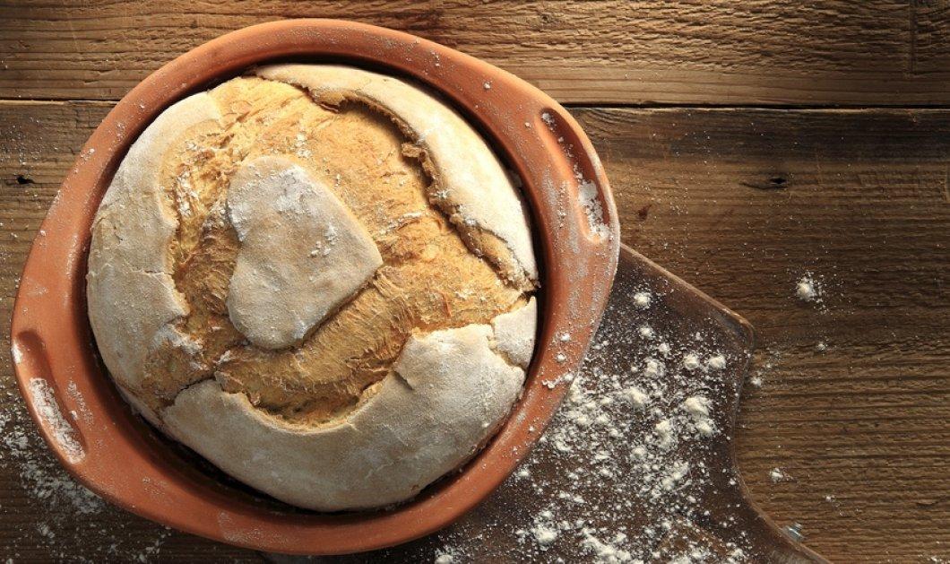 Ψωμί χωρίς ζύμωμα του master της κουζίνας, Άκη Πετρετζίκη - Ό,τι πρέπει για το πασχαλινό σας τραπέζι! - Κυρίως Φωτογραφία - Gallery - Video