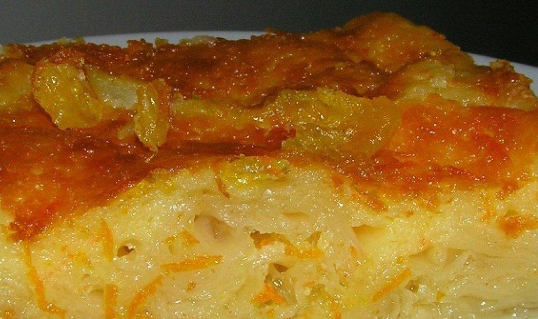 Ο Άκης Πετρετζίκης βάλθηκε να μας γλυκάνει με την πιο νόστιμη πορτοκαλόπιτα! Όμοιά της δεν έχετε ξαναδοκιμάσει! - Κυρίως Φωτογραφία - Gallery - Video