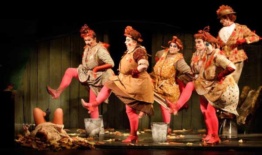 """Η """"πονηρή αλεπουδίτσα"""", του Λέος Γιάνατσεκ στο Θέατρο Ολύμπια! Μην τη χάσετε! - Κυρίως Φωτογραφία - Gallery - Video"""
