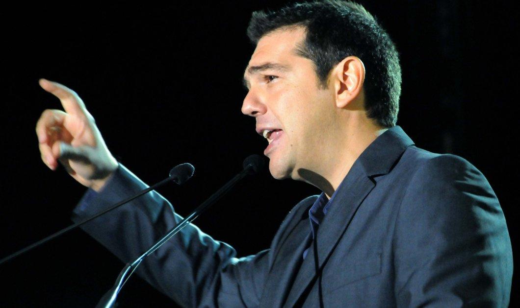 Αλέξης Τσίπρας στη Real News και στον Β. Σκουρή: Ο ελληνικός λαός θα μας δώσει την αυτοδυναμία - Ας σταματήσει να κρύβεται σε σκοτεινές αίθουσες ο κ. Σαμαράς - Κυρίως Φωτογραφία - Gallery - Video
