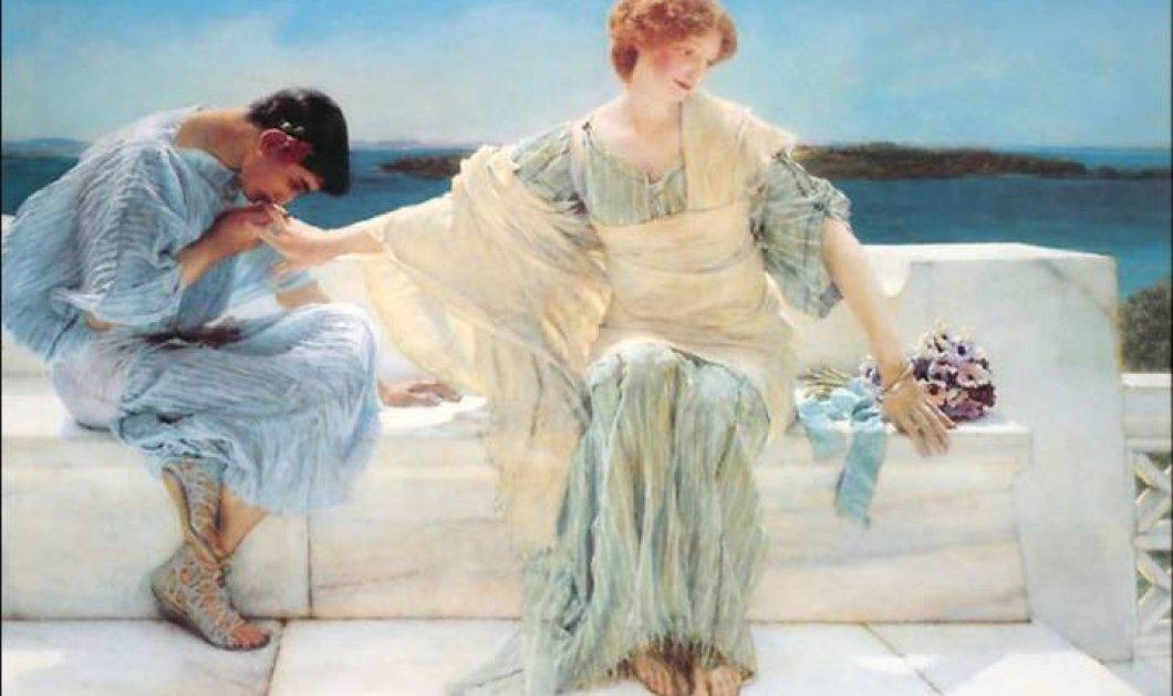 Greek Mythos: Ο μύθος πίσω από τις Αλκυονίδες ηλιόλουστες μέρες του Ιανουαρίου - Ποια ήταν η Αλκυόνη και πώς προσέβαλε τον Δία; - Κυρίως Φωτογραφία - Gallery - Video