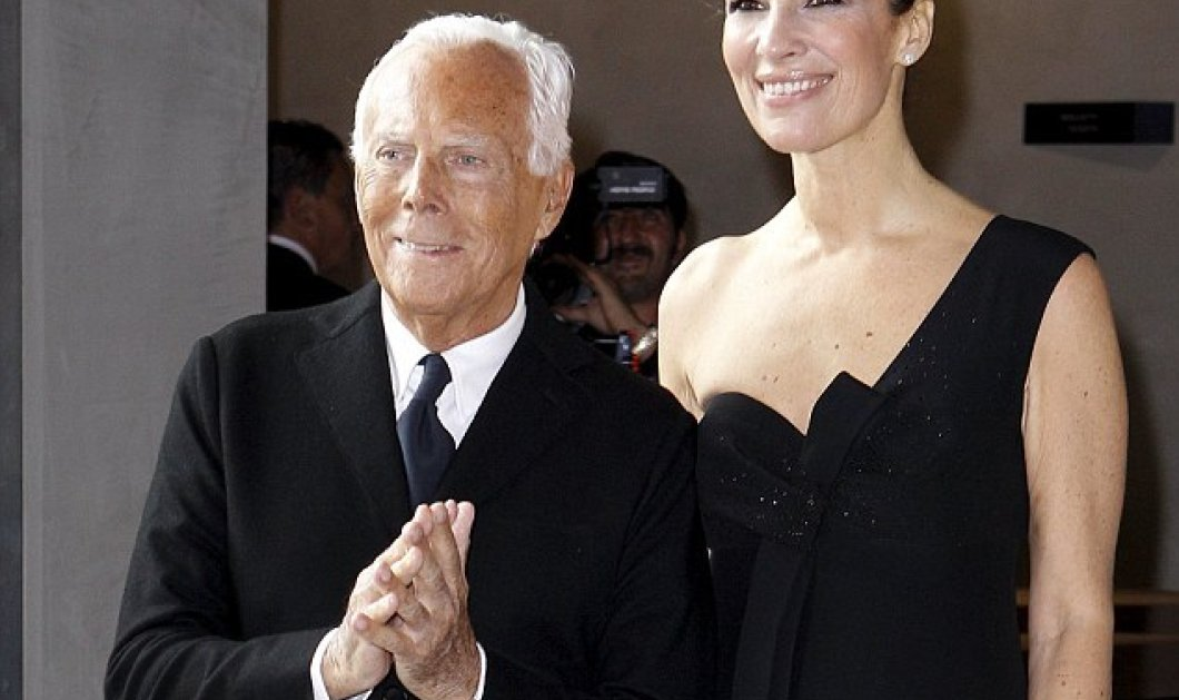 Το πιο glamorous event της χρονιάς: τα 40 χρόνια του στην μόδα γιόρτασε ο Armani με τους σταρς της υφηλίου  - Κυρίως Φωτογραφία - Gallery - Video