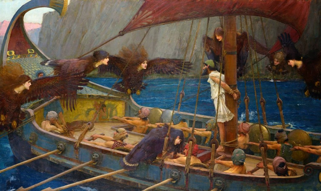 Greek Mythos: Άρπυιες: Οι σατανικές αρπάχτρες των ψυχών που ενέπνευσαν τον θρύλο των βαμπίρ και των βρικολάκων - Ποια είναι τα κοινά στοιχεία τους; - Κυρίως Φωτογραφία - Gallery - Video