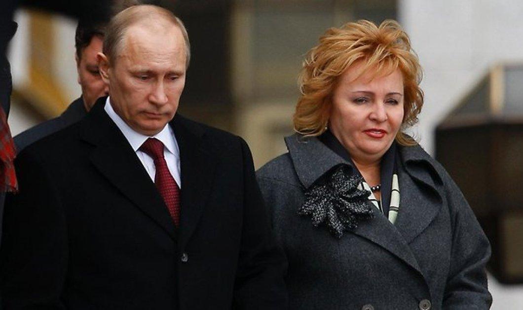 """Απίστευτη δήλωση της πρώην συζύγου του Πούτιν: ''Ο άντρας μου είναι νεκρός - κυβερνάει ο σωσίας του"""" - Κυρίως Φωτογραφία - Gallery - Video"""