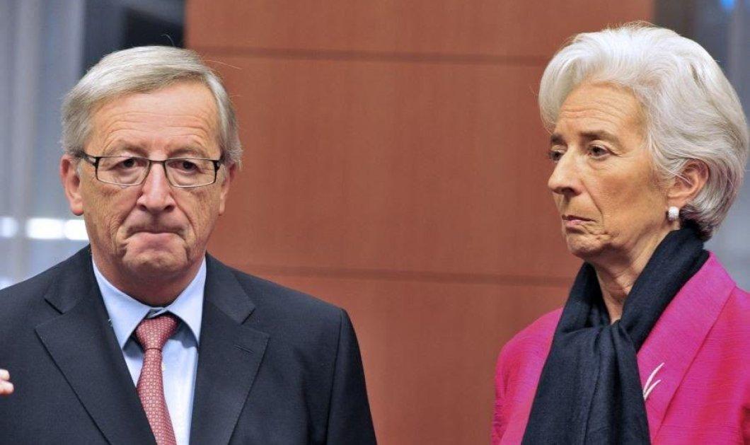 """Το ΔΝΤ αποχώρησε από τις διαπραγματεύσεις: """"Έχουμε μείζονες διαφορές με την Ελλάδα"""" - Κυρίως Φωτογραφία - Gallery - Video"""