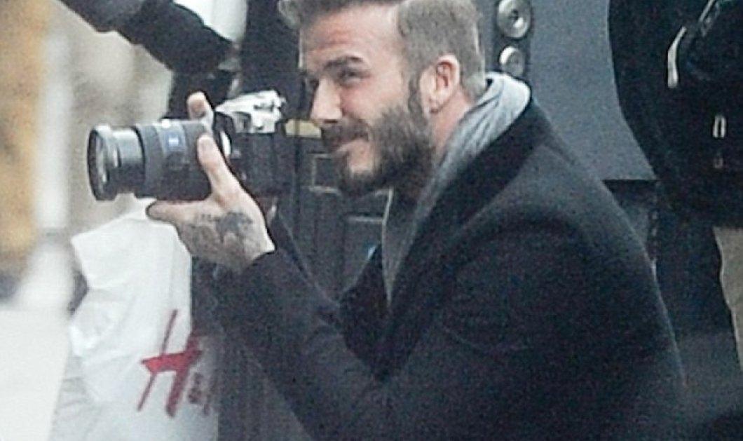 Ο Beckham άσος - μπαμπάς: Βγήκε με τα 3 αγόρια του βόλτα & μετά χόρτασε έξοδο με την κόρη του  - Κυρίως Φωτογραφία - Gallery - Video