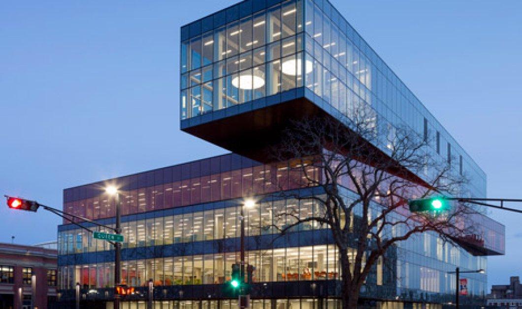 Αυτά είναι τα καλύτερα κτίρια της  χρονιάς - Υποψήφια για το βραβείο  Αρχιτεκτονικής  2015 –Πρωτοποριακά & εντυπωσιακά    - Κυρίως Φωτογραφία - Gallery - Video