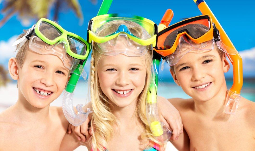Οικογενειακές παραλίες στην Αττική: Που να κολυμπήσετε με τα παιδιά σας - Κυρίως Φωτογραφία - Gallery - Video