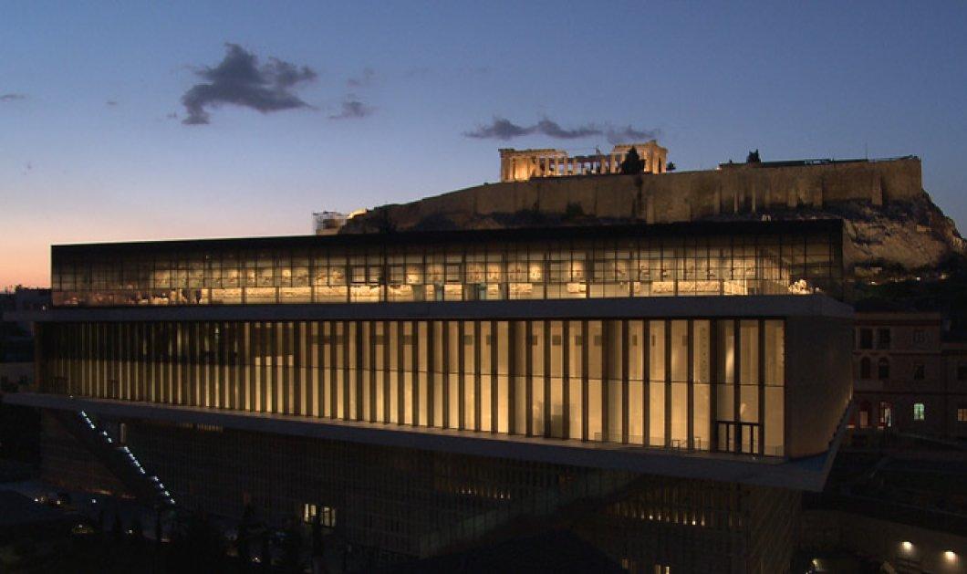 Αύριο το Μουσείο της Ακρόπολης σβήνει 6 κεράκια- Με 3 ευρώ συναυλία ως τα μεσάνυχτα  - Κυρίως Φωτογραφία - Gallery - Video