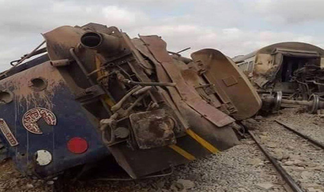 Τραγωδία στην Τυνησία: 17 νεκροί & 70 τραυματίες από σφοδρή σύγκρουση τρένου με φορτηγό - Κυρίως Φωτογραφία - Gallery - Video