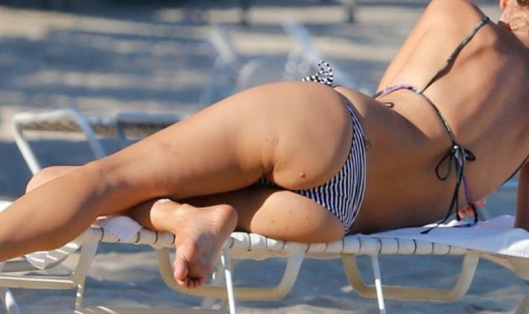 "Alessandra Ambrosio: Το σπυράκι στα οπίσθια της αποδεικνύει ότι κανείς δεν είναι τέλειος -  ""΄Εσπασε"" το internet - Κυρίως Φωτογραφία - Gallery - Video"