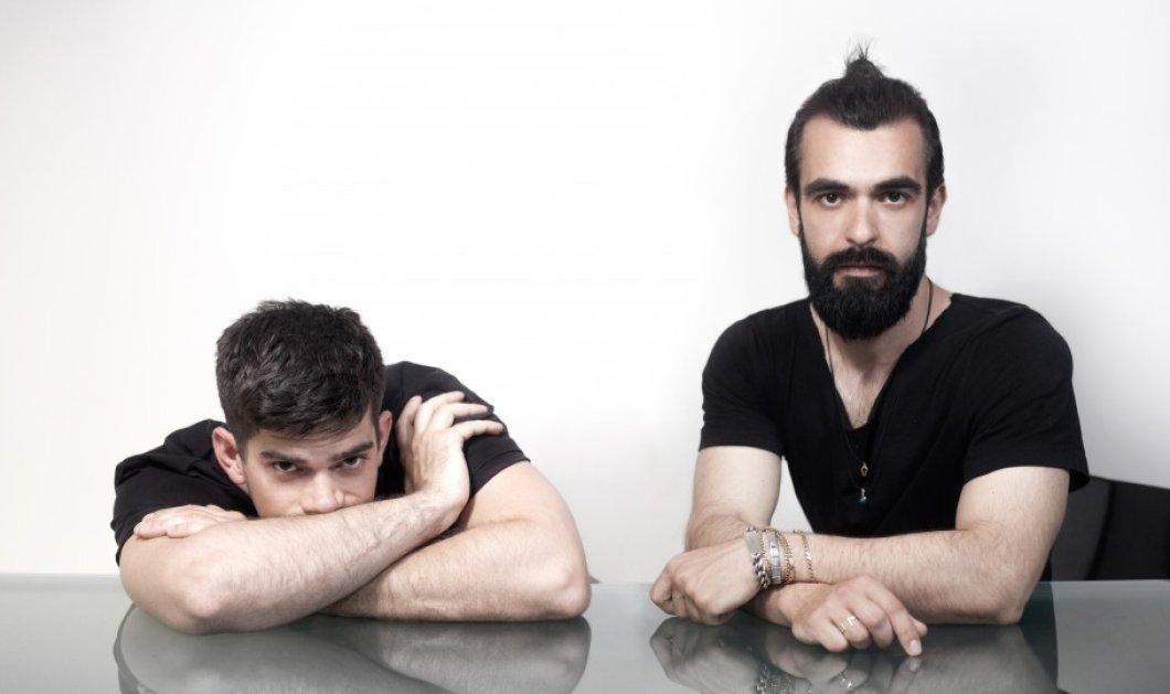 Made in Greece: Ο Φώτης & και ο Κίμωνας, 2 αρχιτέκτονες που σχεδιάζουν με λέιζερ υπέροχα T- shirts & φούτερ - Κυρίως Φωτογραφία - Gallery - Video