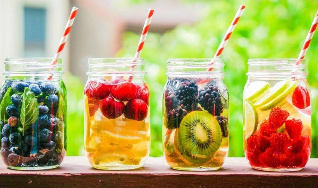 Αρωματισμένο νερό: Είναι υγιεινό, λιποδιαλυτικό & στην μόδα- Δείτε εδώ 3 hot συνταγές για να το απολαμβάνετε σπίτι σας  - Κυρίως Φωτογραφία - Gallery - Video