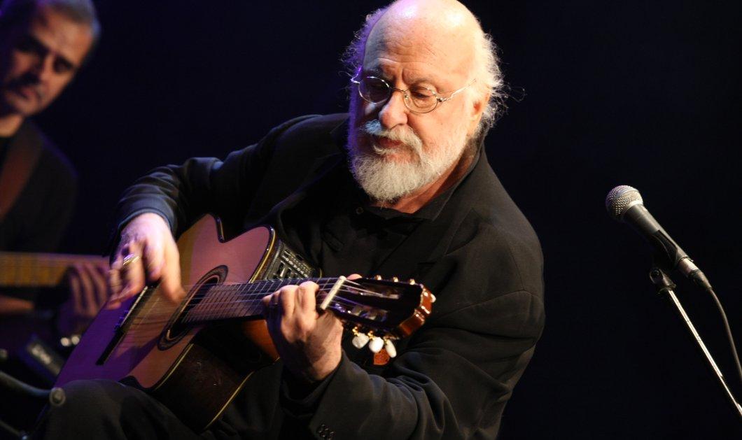 Παγκόσμια Ημέρα Μουσικής: Ο Διονύσης Σαββόπουλος ετοιμάζεται να κάνει την νύχτα μέρα στο Σταύρος Νιάρχος   - Κυρίως Φωτογραφία - Gallery - Video