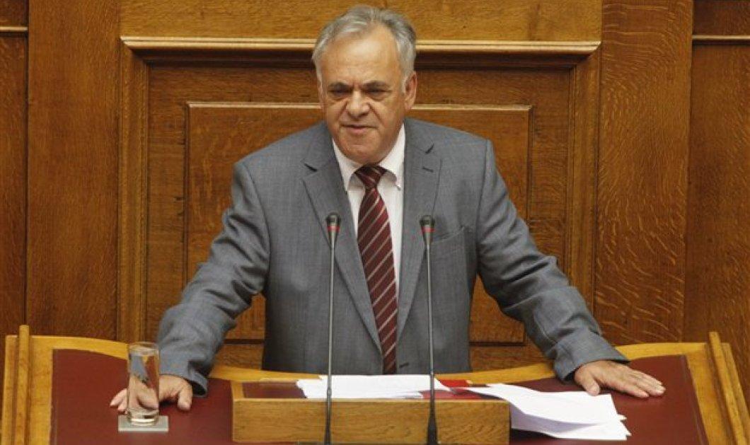 """Βόμβα από τον Δραγασάκη στην ΕΡΤ1: Αφήνει ανοιχτό """"παράθυρο"""" να πάρουν πίσω το δημοψήφισμα! - Κυρίως Φωτογραφία - Gallery - Video"""