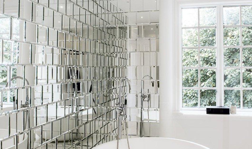 Διαφάνεια & πολυτέλεια παντού: Διακοσμήστε με καθρέφτες το σαλόνι, το υπνοδωμάτιο, τη τραπεζαρία ή το μπάνιο σας - Κυρίως Φωτογραφία - Gallery - Video