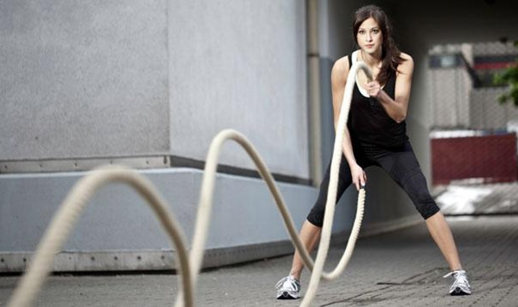 CrossFit: Είναι μια νέα μόδα στο fitness ή μήπως ένα ολοκαίνουργιο άθλημα με θεαματικά αποτελέσματα; - Κυρίως Φωτογραφία - Gallery - Video