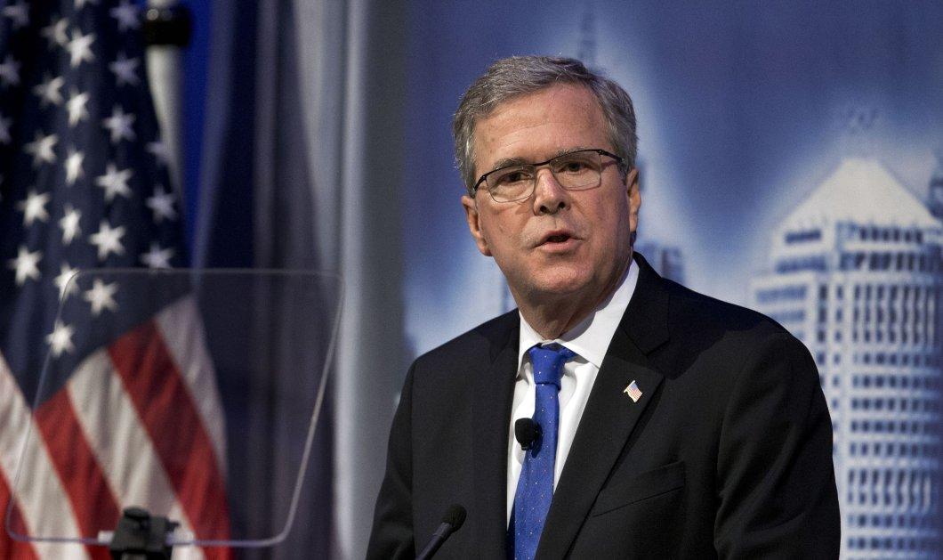 Τζεμπ Μπους ο 3ος ! Κατεβαίνει για Πρόεδρος των ΗΠΑ ο γιος & αδελφός του Τζορτζ Μπους  - Κυρίως Φωτογραφία - Gallery - Video