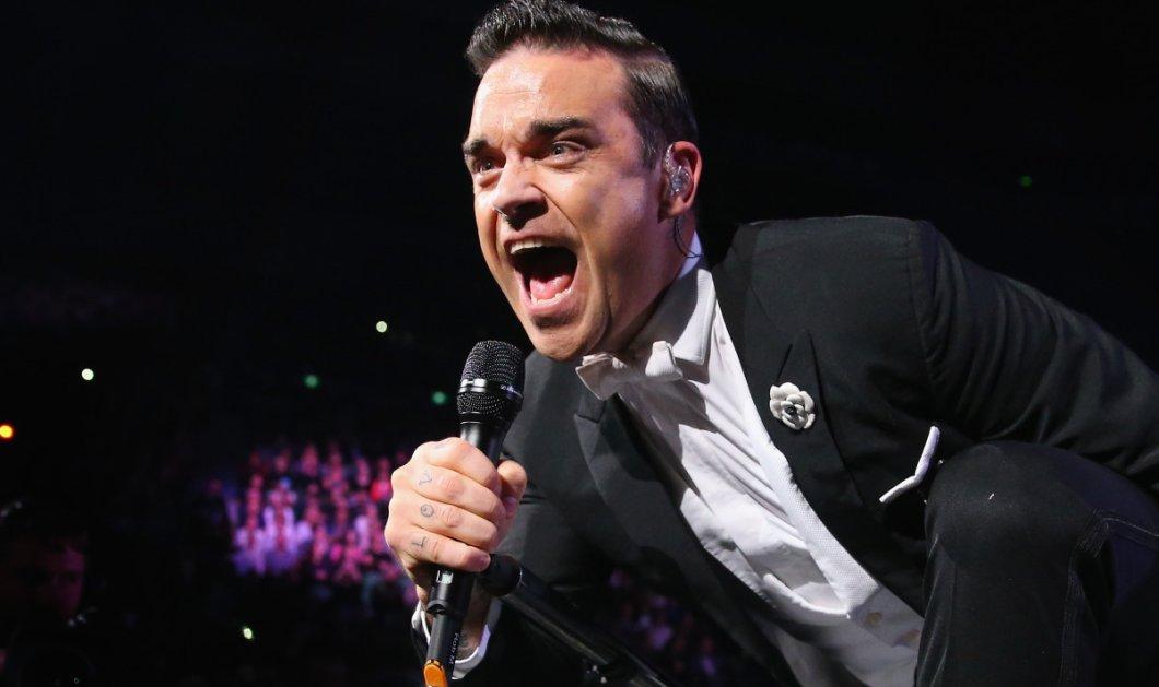 Ladies & Gentlemen ο Mr Robbie Williams είναι στην Αθήνα και το Σαββατο θα απογειώσει το TerraVibe Park  - Κυρίως Φωτογραφία - Gallery - Video