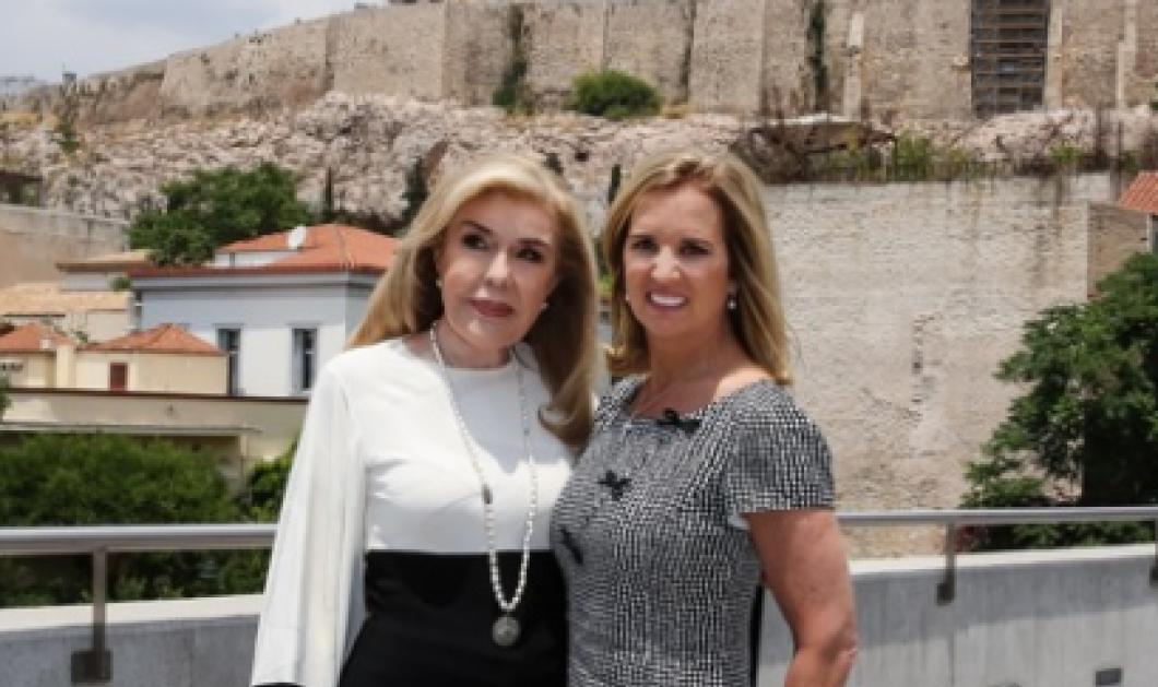 Kerry & Ethel Kennedy: Μήνυμα αισιοδοξίας από το Μουσείο της Ακρόπολης - Κυρίως Φωτογραφία - Gallery - Video