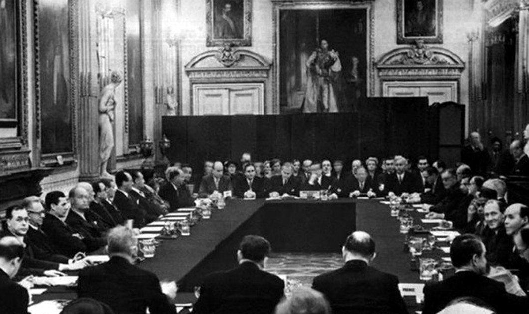 Σαν σήμερα το 1953 η Ελλάδα διέγραψε το χρέος της Γερμανίας - Κυρίως Φωτογραφία - Gallery - Video