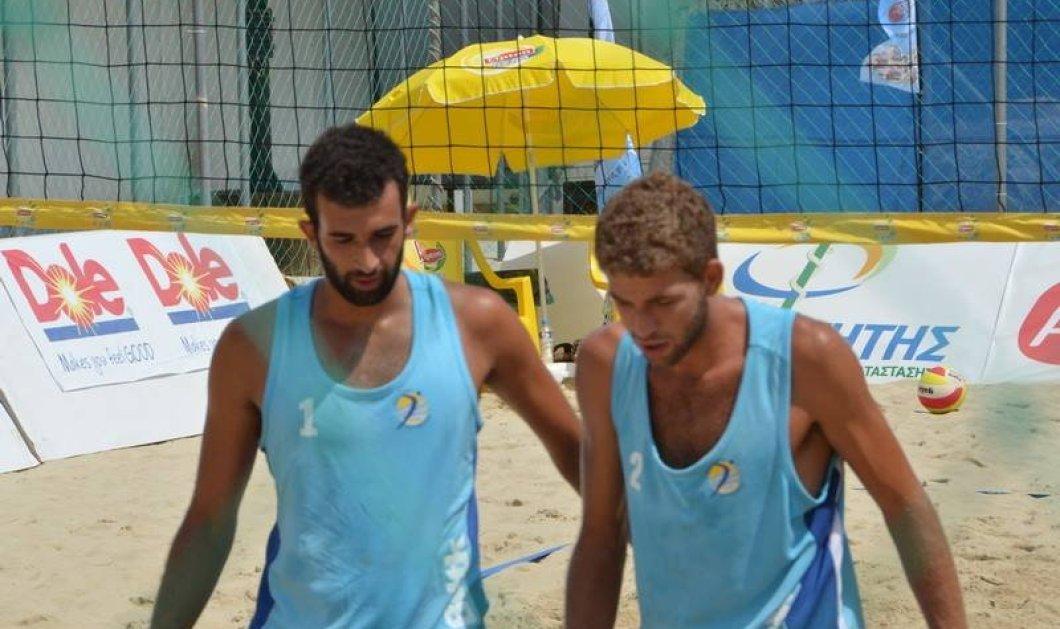 Στην εντατική δύο Έλληνες αθλητές του beach volley - Νεκρός ο Τούρκος συνεπιβάτης τους - Κυρίως Φωτογραφία - Gallery - Video