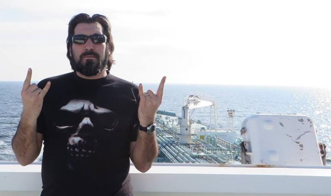 Hard rock το σχόλιο του συζύγου της ζωής Κωνσταντοπούλου: «We hate TV propaganda» - Κυρίως Φωτογραφία - Gallery - Video