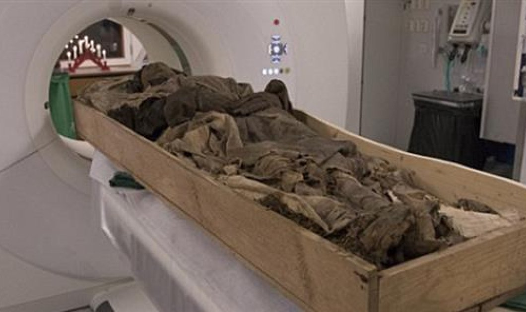 Επίσκοπος του 17ου αιώνα έκρυβε στο φέρετρό του ένα έμβρυο 5 μηνών - Ανακαλύφθηκε 33... χρόνια μετά - Κυρίως Φωτογραφία - Gallery - Video