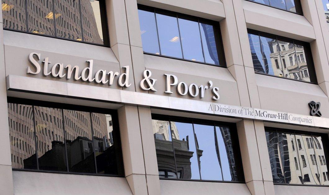 Η Standard & Poor's υποβάθμισε την Ελλάδα σε CCC - Κυρίως Φωτογραφία - Gallery - Video