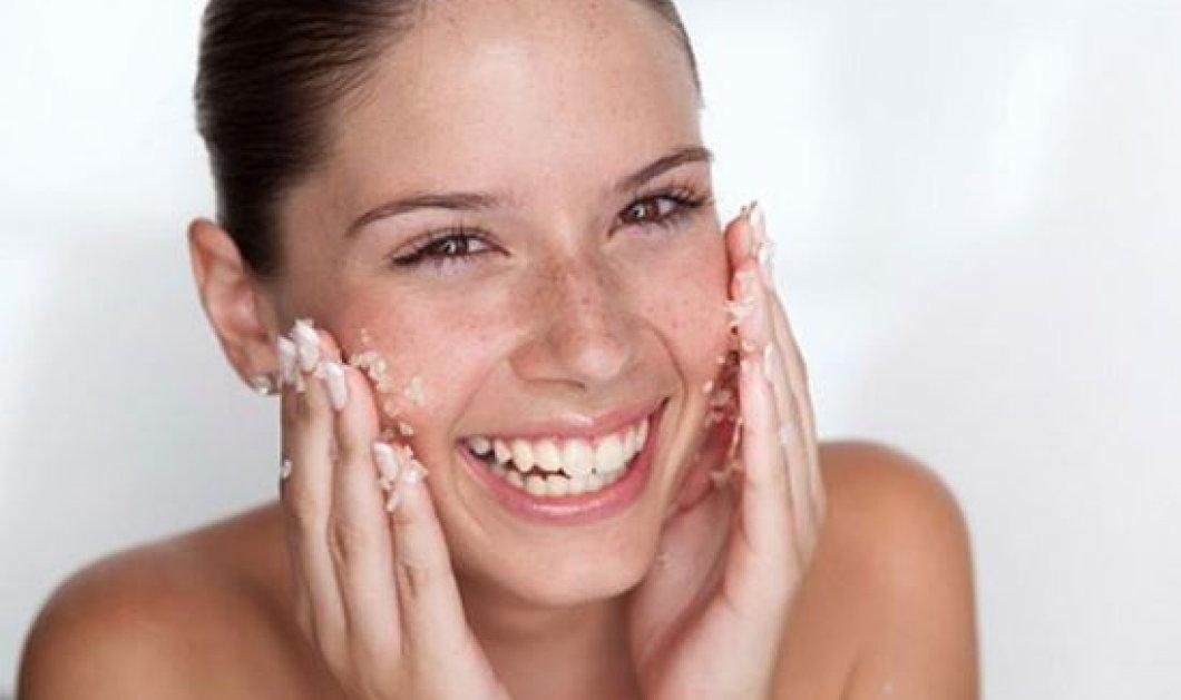 DYI απολέπιση δέρματος - Για να δείχνετε  φρέσκια & λαμπερή όλες τις ώρες - Κυρίως Φωτογραφία - Gallery - Video