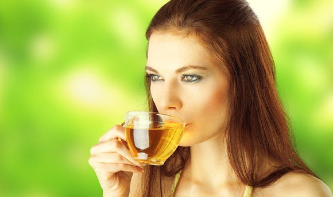 Πράσινο τσάι, gotu kola & αντιοξειδωτικές βιταµίνες - Αυτοί είναι οι 5 ''πιστοί'' σας σύμμαχοι στη μάχη κατά τις κυτταρίτιδας  - Κυρίως Φωτογραφία - Gallery - Video