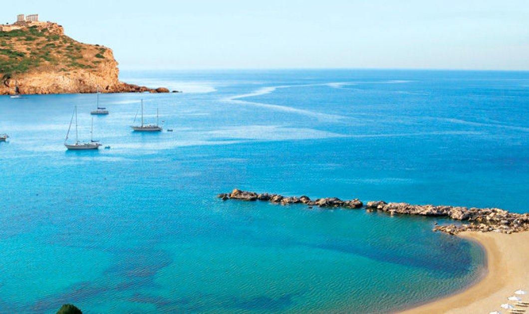 Οι πιο καθαρές παραλίες της Αττικής- Μάθετε που θα κάνετε τις καλύτερες βουτιές  - Κυρίως Φωτογραφία - Gallery - Video