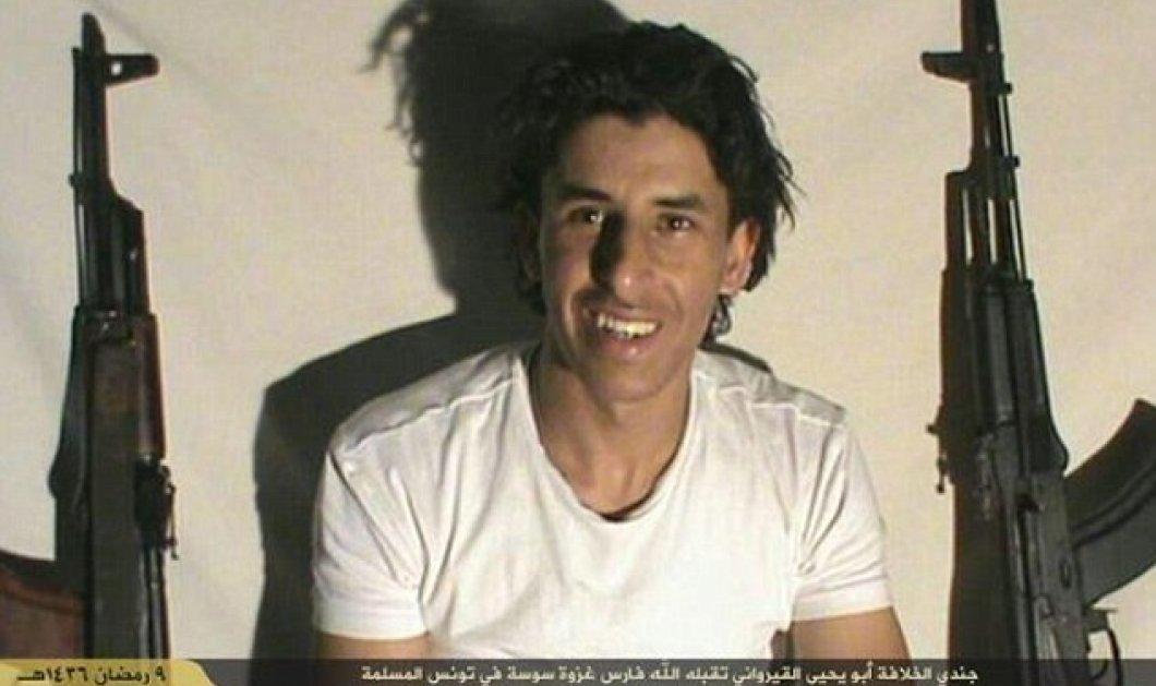 Αυτός είναι ο δολοφόνος των 37 τουριστών στην Τυνησία - Φανατικός της κάνναβης & μέλος των ISIS - Κυρίως Φωτογραφία - Gallery - Video